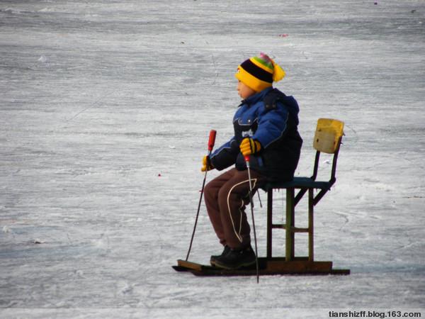 (原创)冰上的快乐 - 殇殇 - tianshizff的博客