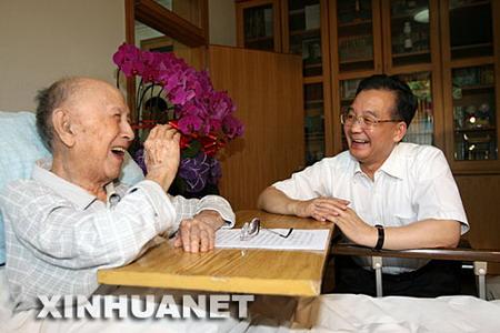 钱学森:培养科技领军人才是件大事 - naoqianneng - 超常智能开发(马承杰)