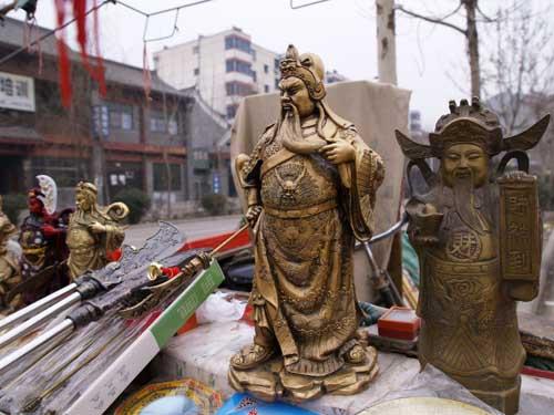 追踪关羽的足迹——千里走单骑2006(部分节选) - 中华遗产 - 《中华遗产》