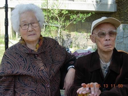 补忆《决不妥协》-我的爷爷奶奶 - 徐露 - 徐露
