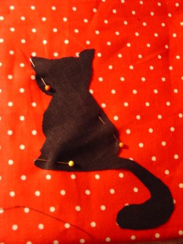 巫手工本季新品:黑猫猫电脑包 - 巫昂 - 巫昂智慧所