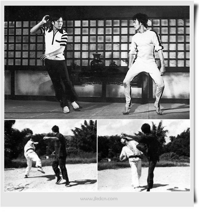 李小龙原著中文版独家连载《李小龙:步法格斗的精髓》
