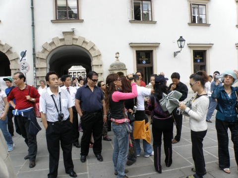 欧洲旅行备忘录(维也纳) - Xiamen Choir - 厦门文联合唱团