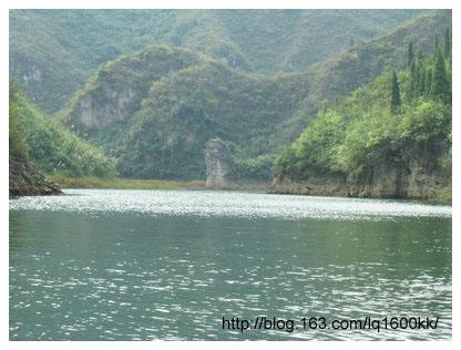 镇远行(3)之铁溪、舞阳河风光 - lq -