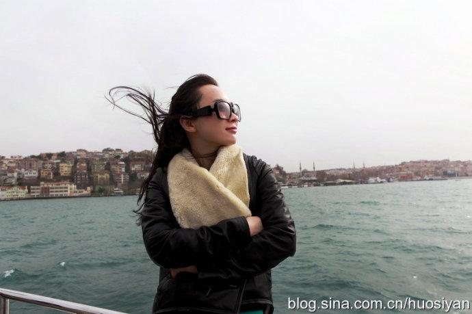 情迷伊斯坦布尔(ISTANBUL) ONE序 - 霍思燕 - 霍思燕 彦 色