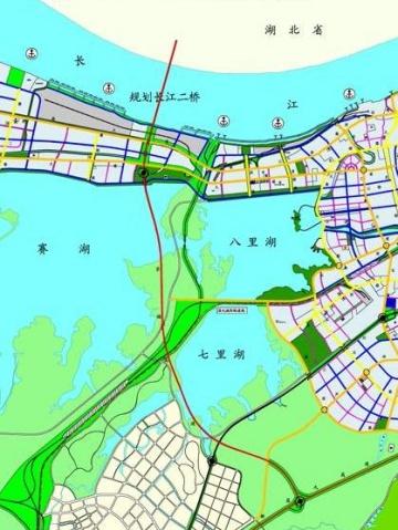 九江长江公路大桥 打造世界级桥梁 - Geff - 風﹄樣哋侽ふ
