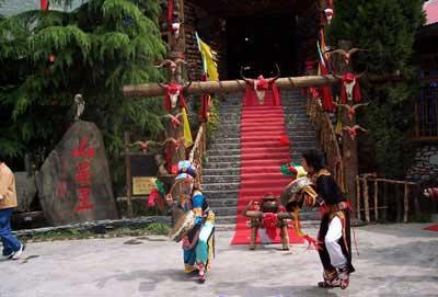 羌寨风  古碉情(3) - li-qy - 烟雨行囊:右岸左人的部落客