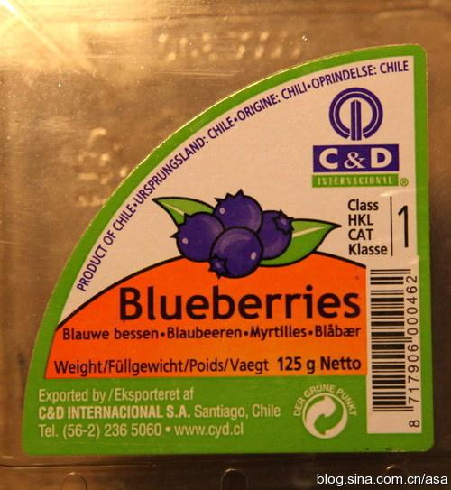 又见蓝莓果 - 懒蛇阿沙 - 懒蛇阿沙的博客
