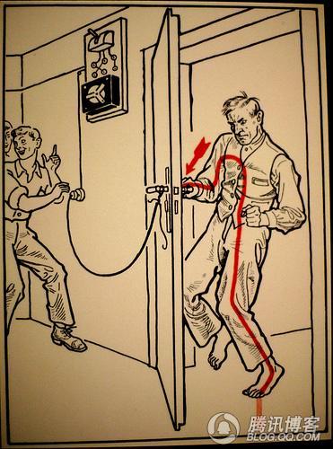 漫画教程 避免触电危险的30种方法图片