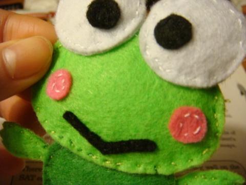 青蛙同学的制作过程全公开