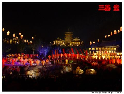 禅宗少林:音乐大典。(组图) - 王壹 - 三基 堂