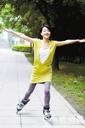 健康的力量:周迅的美丽不反弹 - 秀体瘦身 - 金山教你如何边吃边减重