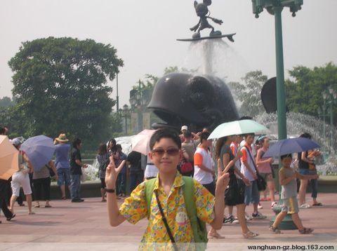 香港迪士尼的一天 - 流水的味道 - 流水的味道