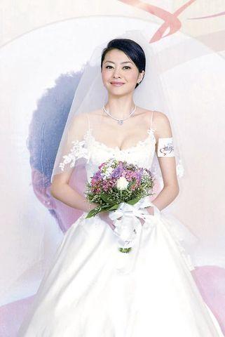 [图片欣赏]风情万种的新娘子 - 狼狐 - 散花竹