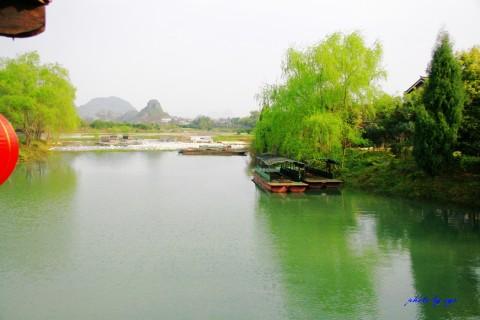 [原创]万里迊春16--世外桃园《少年游》 - 自由诗 - 人文历史自然 诗词曲赋杂谈