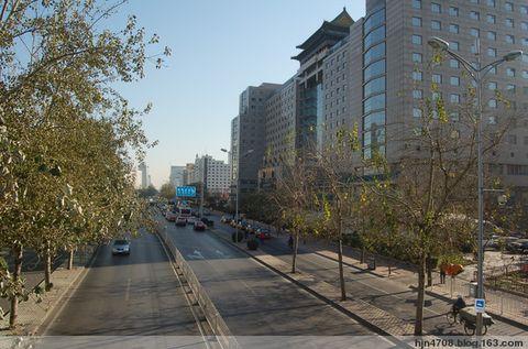 北京街景 天安门 - hjn4708 - 腾啸(掎拔而倾山岳,腾啸而御风云)