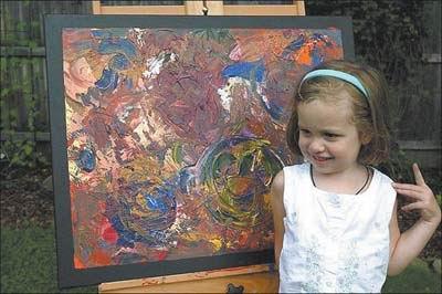 """""""不讲理""""的儿童画 - 涂鸦吧—少儿美术 - 涂鸦吧—少儿美术"""