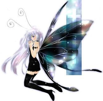 让我的翅膀将你痛苦的窗棂轻敲