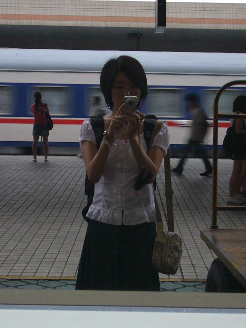 2009,7月,独自旅行(10P) - 夏笳 - 夏天的茄子园