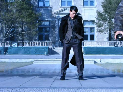 傅正刚:我对时装周年度最佳模特的评选有意见 - 110414 - 左岸麦田の魔男志