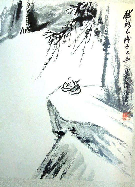 齐白石作品欣赏② - 河山 - 河 山 de boke