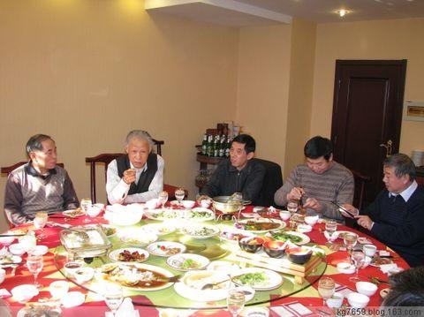 中铁十五局郝保民副局长来济南看望老部下、老战友 - 铁道兵kg7659 - 铁道兵kg7659