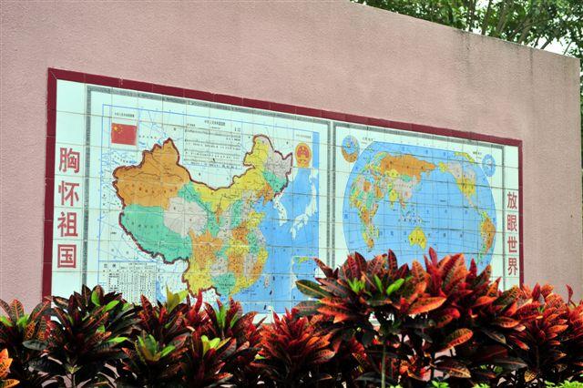 组图:春节期间的海岛古镇 - 潘石屹 - 潘石屹的博客