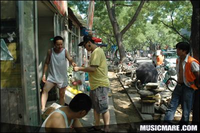 鼓西会的七月 -  №.20070701(一) - 老范 - 老范的博客