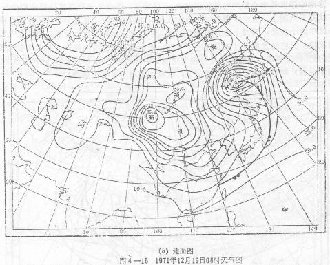 天气学原理  寒潮 - 如是 - 如是博客