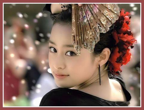 日本女星 - 何乐不为 - 学习、娱乐、开心你我她!