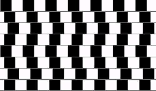 [猜图] 视错觉图片大全 - 沫儿 - 零点式、旋转  .废墟