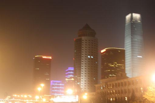 """在北京感受""""世界关灯一小时""""(图) - 徐铁人 - 徐铁人的博客"""
