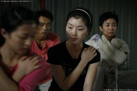 解读《谁能饶的了谁》——现代实验舞台艺术的亲身践行3(原创) - 使者--李堂吉诃德白 - 中国舞蹈联盟系列博客 ——说舞