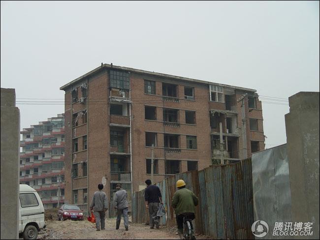 """实拍北京""""钉子户"""" - aaqq-1232 - 宝君2009"""