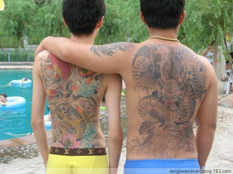 有喜欢纹身的朋友可以加我qq