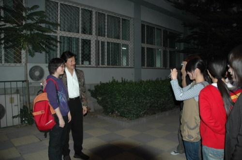 人大交流有三个意外 - weijinqing - 江湖外史之港片残卷