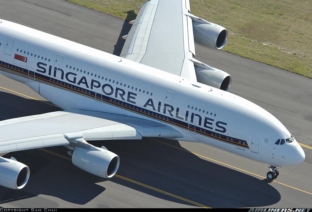 空中客车机型介绍——空客A380 (Airbus A380) - 天外飞熊 - 天外飞熊