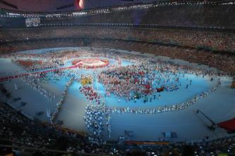 奥运闭幕式(五)