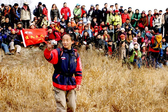 徒步 木兰山  (原创摄影) - 刘郎才气 - 随风远飘