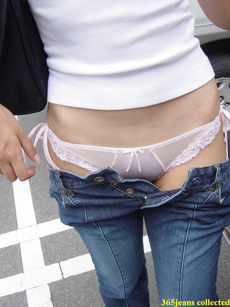 停车场里少妇脱掉紧身牛仔裤! - 一路平安 - 一路平安