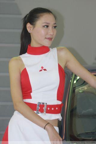 2008国庆车展MM - 令狐凌骁 - E l s e w h e r e