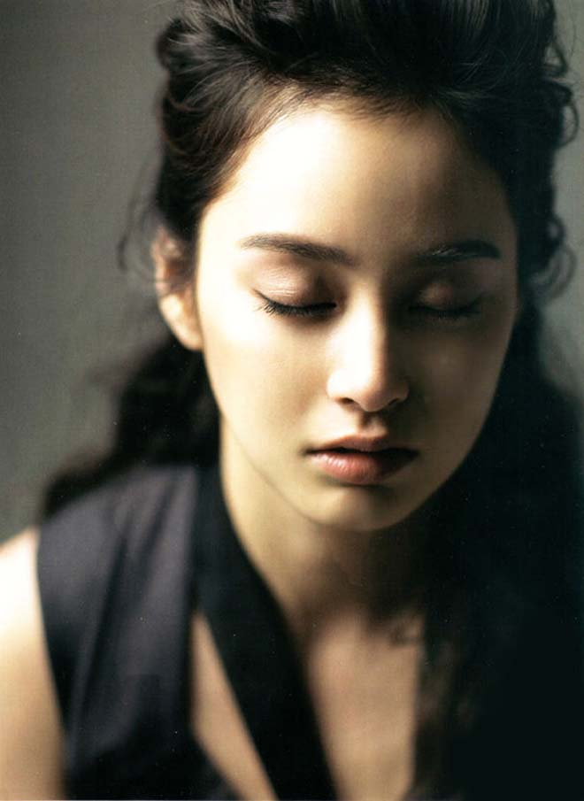 韩国最美女艺人 - 泉水 - 泉 水