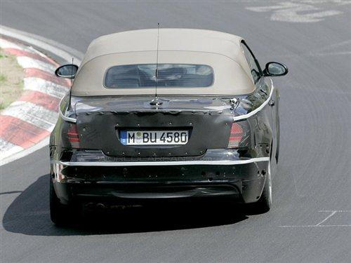 宝马1系敞篷版最新谍照Nurburgring曝光[图] - 听雪 - 听雪。。。的声音
