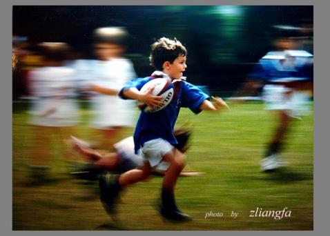 运动摄影(1) - 老郑 - 老郑随想
