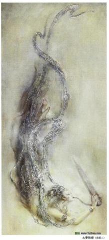 敦煌系列壁画 - 卓卓 - .