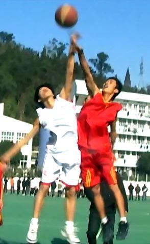 [原创]2008年永嘉县高中生篮球联赛开锣 - 人文教育 - 天下温州人---敢为天下先