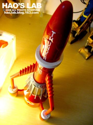 国庆大礼物Thunderbird3 - hao - haos lab