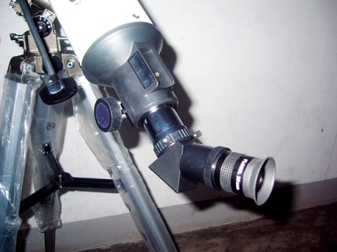 vicoda  900/80  折射镜 - 汕头业余天文协会 - 汕头业余天文爱好者交流平台