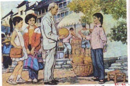 80后小学语文课本插图精选(二) - taian813 - taian813的博客