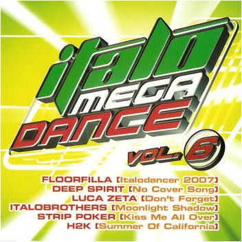 VA_-_Italo_Mega_Dance_Vol_5---8 - 意大利铁匠 - 分享劲爽节奏--XINBO21